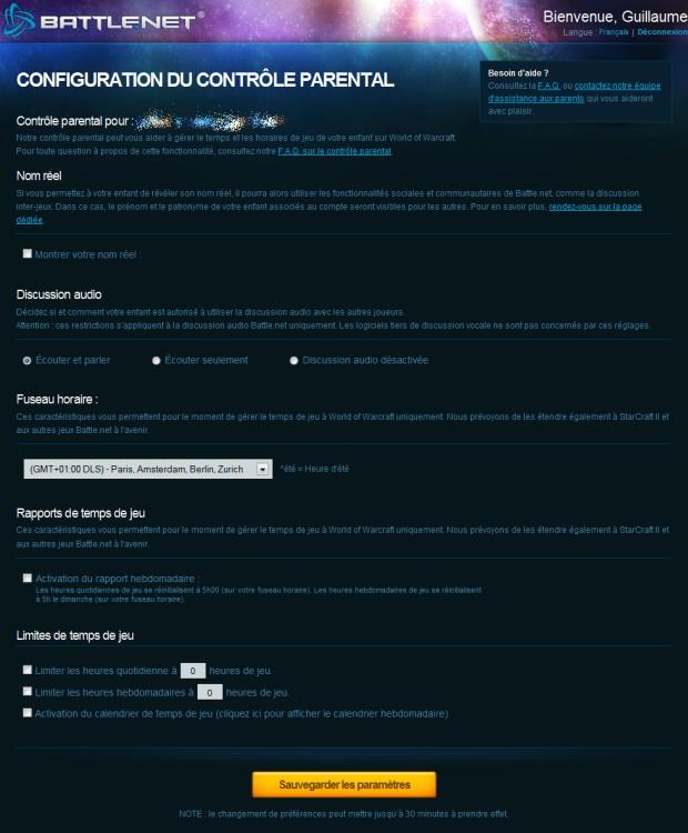 Blizzard veut afficher les vrais noms des posteurs du forum officiel Compte_battle.net
